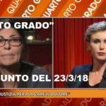 """""""Quarto Grado"""", riassunto del 23/3/18: l'intervista alla madre di Alessandro Neri e il processo Vannini"""