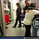 Rosa Di Domenico è tornata a casa, ecco il video dell'abbraccio coi genitori