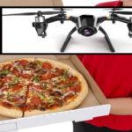 Le nuove frontiere dello stalking: droni e pizze a domicilio
