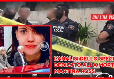 """Lo speciale di """"Chi l'ha visto?"""" dedicato alla morte di Martina Rossi"""