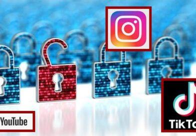 """Impressionante """"data breach"""" su 235 milioni di account Instagram, TikTok e YouTube"""