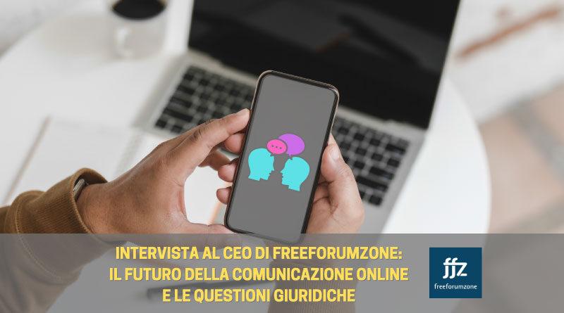 Intervista al CEO di FreeForumZone: i problemi dei social e perché i forum potrebbero essere il futuro della comunicazione online